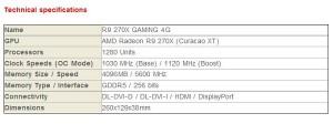 MSI_R9_270X_GAMING_4G_specs