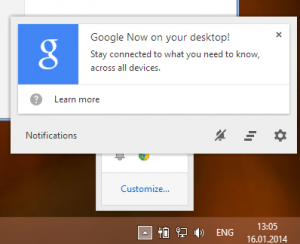 google-now-chrome-windows