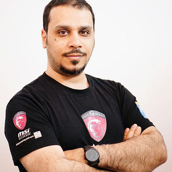 مؤسس الموقع ورئيس التحرير