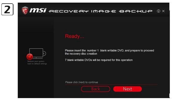 user manual msi recovery image burning Mellanox rma user manual install the msi (double click on the msi file) 4 flint -d -i burn: 6.