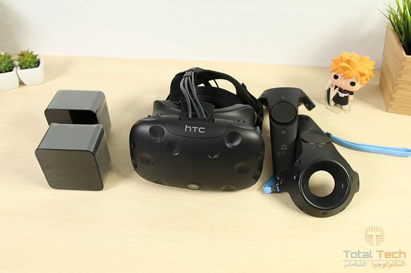 HTC-VIVE-setup
