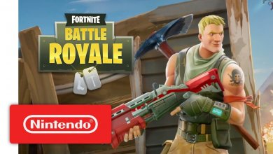 Photo of لعبة Fortnite قادمة لمنصة Nintendo Switch!