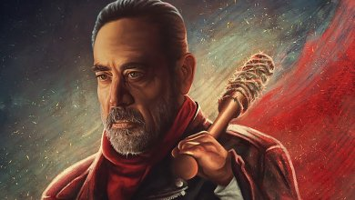 Photo of Negan من The Walking Dead إلى Tekken 7
