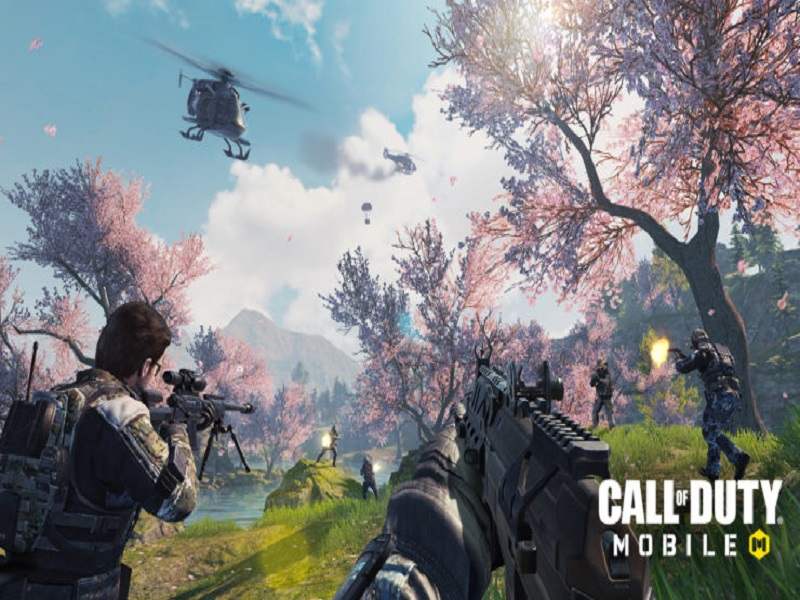 Call of Duty Mobile Galaxy Note 10
