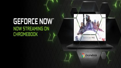 Photo of خدمة البث GeForce Now تدعم الآن نظام ChromeOS وحواسب Chrome